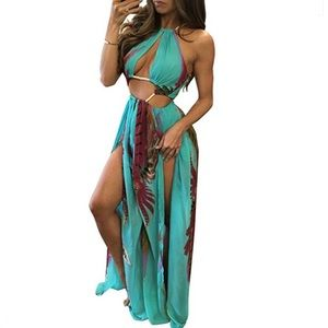 Bohemia Cover Up Dress